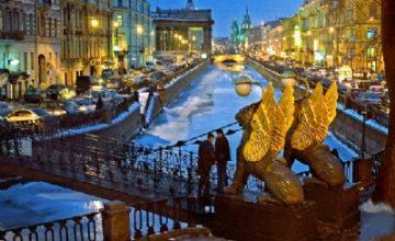 I. Petro´nun Şaheseri: Petersburg