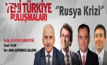 Yeni Türkiye Buluşmaları