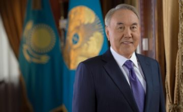 Bilge lider Nursultan Nazarbayev