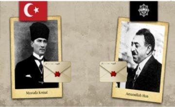 Atatürk Döneminde Türk-Afgan İlişkileri