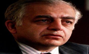 Gürcü Yazar ve Siyasetçi Zviad Gamsakhurdia