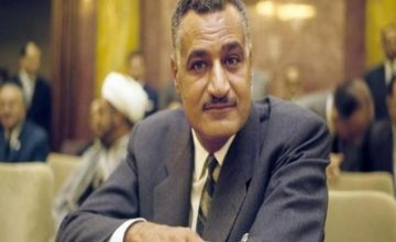 Mısır Eski Cumhurbaşkanı Cemal Abdülnasır