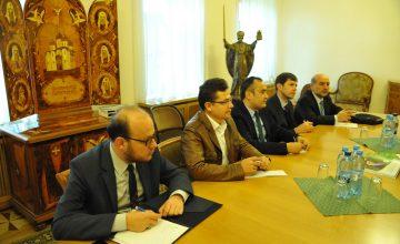Член ИППО священник Димитрий (Сафонов) принял участие встретился с делегацией Управления по делам религий Турции