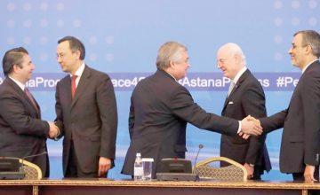 Suriye Barısında Astana Görüşmelerinin Önemi
