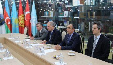 Академию посетили уважаемые гости из Турции