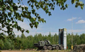 Putin: Russland bereit, S-400-Raketenabwehrsysteme an Türkei zu liefern