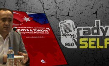 Prof. Dr. Salih Yılmaz, Türkiye-Rusya ilişkilerini yorumladı