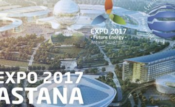 EXPO 2017 Astana/Kazakistan Gezi Gözlemi