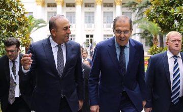 Lavrov: Rusya, Türkiye ve İran, İdlib konusunda ilerleme sağladı