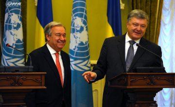 Putin, Doğu Ukrayna'ya BM Barış Gücü önerdi