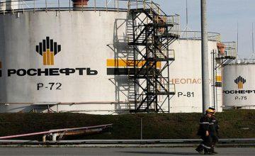 Çin, Rus Petrol Devine Ortak Oluyor