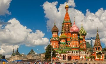 Kızıl kent: Moskova