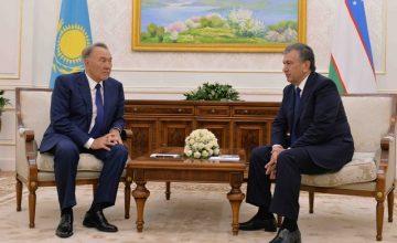 Kazakistan ile Özbekistan yeniden güç birliği yapıyor