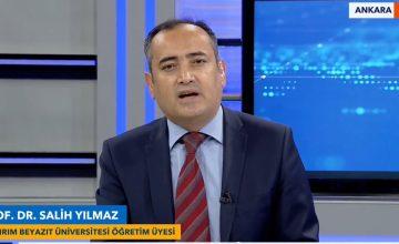 Prof. Dr. Salih Yılmaz: Syria, northern Iraq expected to top agenda of Erdoğan, Putin meeting