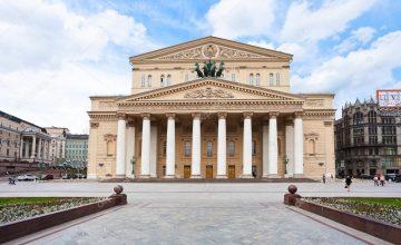 Rusya'da Sanat Zirvede