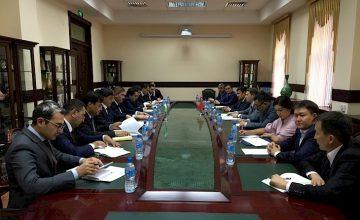 Kırgızistan ile Özbekistan ticari ortaklığa gidiyor