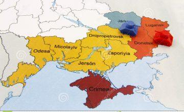 Rusya'da Kırım ve Donbass tartışması