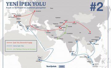 Prof. Dr. Salih Yılmaz: İpek Yolu ile 21. yüzyılın kervansarayları kuruluyor.