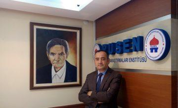 RUSEN Başkanı Prof. Dr. Salih Yılmaz, TRT Radyo1'de