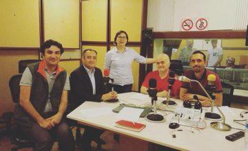 Prof. Dr. Salih Yılmaz ile Osmanlı Döneminde kayıp köyler TRT Radyo1'de