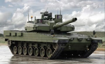 ALTAY tank motoru sil baştan mı?