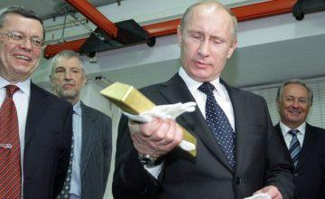 Rusya, altın mı buldu?