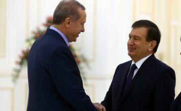 Türkiye'nin Avrasya politikasında yeni ortak Özbekistan