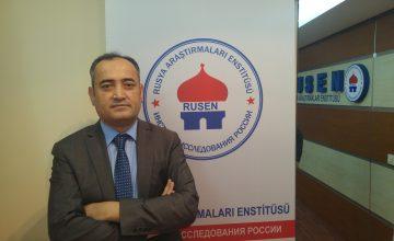 RUSEN Başkanı Prof. Dr. Salih Yılmaz, TVNET'te