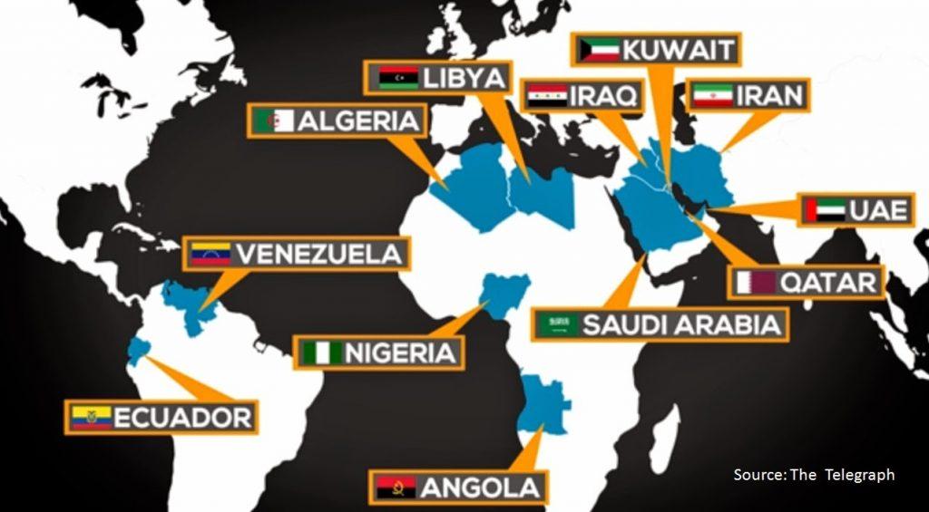 OPEC ile ilgili görsel sonucu
