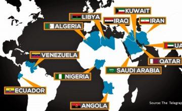 İran-Suudi Arabistan Petrol Rekabeti ve OPEC