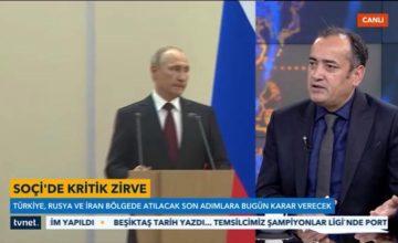 RUSEN Başkanı Prof. Dr. Salih Yılmaz TVNET'te