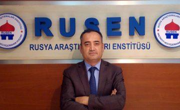 Rusya Araştırmaları Enstitüsü Başkanı Prof. Dr. Salih Yılmaz'dan yeni yıl mesajı