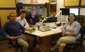RUSEN Başkanı Prof. Dr. Salih Yılmaz TRT Radyo1'de