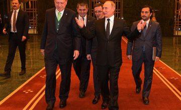 Putin'in Ankara Ziyareti: Suriye ve Kudüs'ün Geleceği