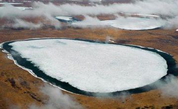 Buzullarda Saklı Hastalıklar Yeniden Canlanıyor