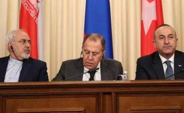 RUSEN [HABER] : Türkiye, Rusya ve İran Dışişleri Bakanları Astana'da Bir Araya Gelecek