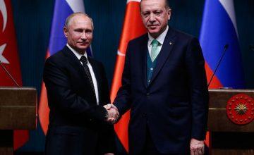 RUSEN [HABER] : Cumhurbaşkanı Erdoğan Açıkladı, Türkiye'nin Rusya Vizyonu