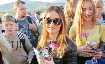 RUSEN [HABER]: Rusya, Türkiye'ye en çok ziyaretçi gönderen ülkeler arasında ilk sırada