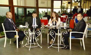 RUSEN Başkanı Prof.Dr Salih Yılmaz, Yarın Saat 17.15'de 24 TV'de  Kafe 24 Programına Konuk Oluyor