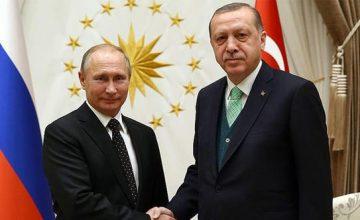 RUSEN[HABER]: Putin ve Erdoğan, Nisan Ayında Bir Araya Gelecek