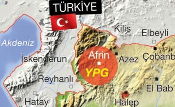 """RUSEN Başkanı Prof. Dr. Salih Yılmaz : """"Afrin'in Yerlileri Türkiye'nin Yanında."""""""