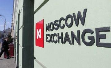 Moskova Borsası'nda TL devri ₺