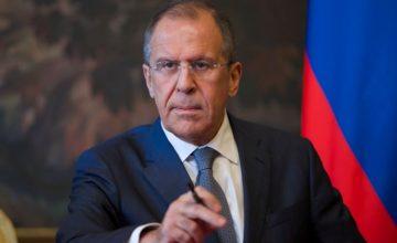 """Rusya Dışişleri Bakanı Sergey Lavrov : """"ABD, Fırat'ın Doğu Kıyısında Devlet Kurmaya Çalışıyor"""""""