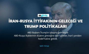 RUSEN [GÖRÜŞ] : Prof. Dr. Salih Yılmaz, İran-Rusya İttifakının Geleceği ve Trump politikaları