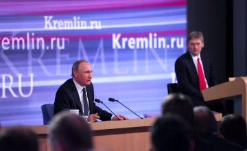 RUSEN[HABER]: Peskov, Putin'in Rusya'nın gelişimine ilişkin planlarını açıkladı