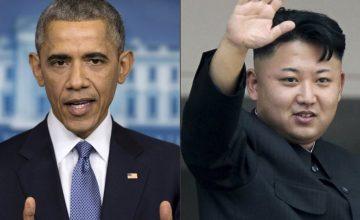 RUSEN[HABER]: Obama'dan Kuzey Kore çağrısı