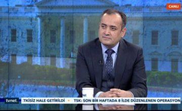 Prof. Dr. Salih Yılmaz, salı günü saat 14.00'da TVNET canlı yayınına konuk oluyor