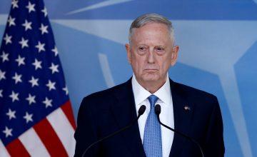 RUSEN[HABER] : Mattis, Rusya'yı NATO'yu ortadan kaldırmaya çalışmakla suçladı