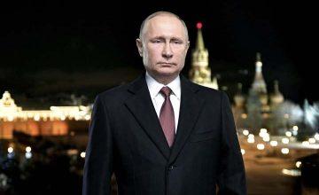 RUSEN[HABER]: Vladimir Putin; Dedem, Lenin'in aşçısı olarak çalışmıştı