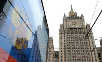 """RUSEN[HABER] : Rusya, """"Rus diplomatların gönderilmesi provokasyondur"""""""